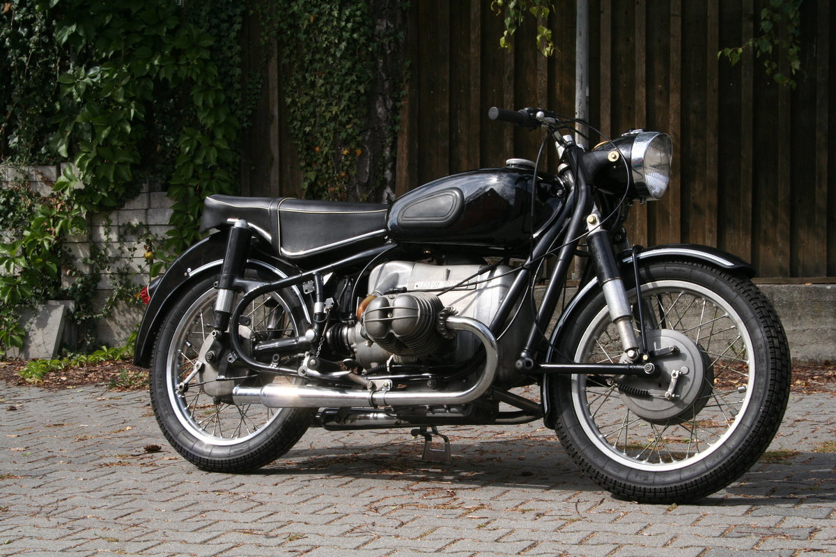 BMW R60 1958 with /5 Engine For Sale (picture 1 of 6)