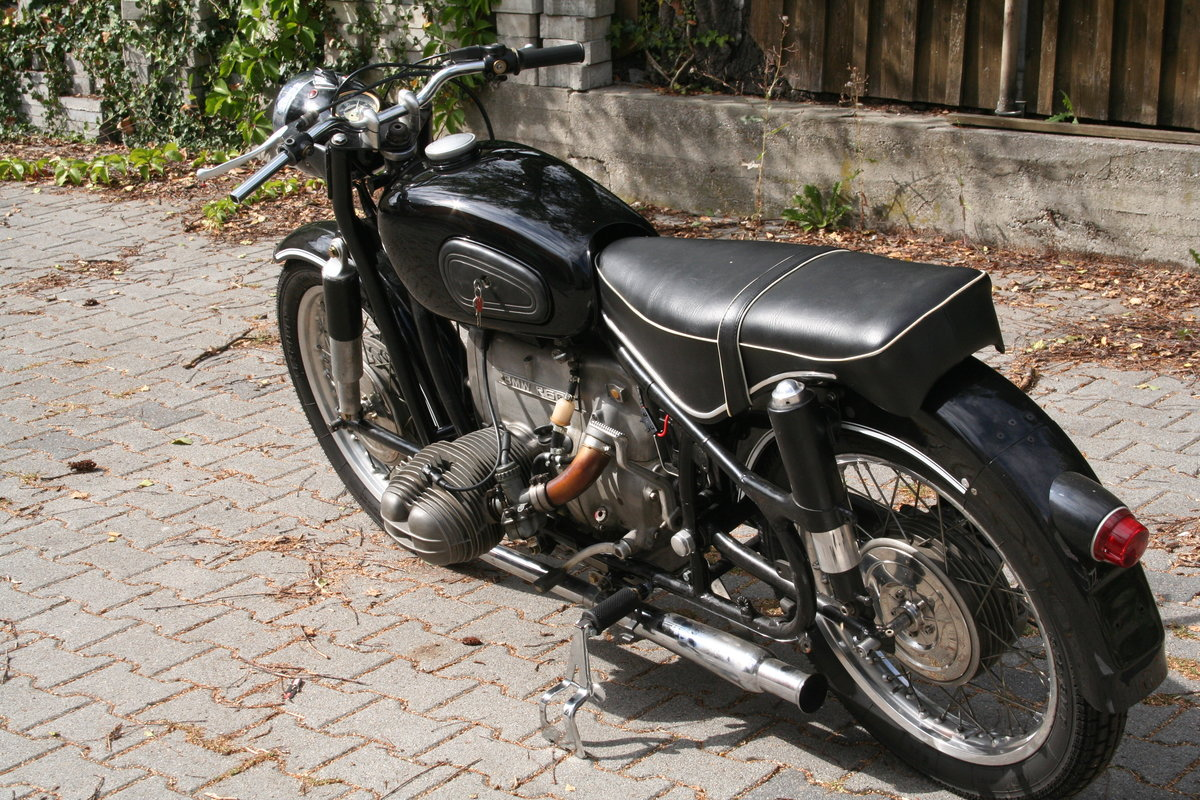 BMW R60 1958 with /5 Engine For Sale (picture 6 of 6)