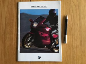Picture of BMW motorcycle range 1993 For Sale