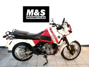 1990 BMW R1000GS Paris Dakar