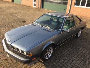 Picture of RESERVED | 1987 BMW 635 CSI L6 SOLD