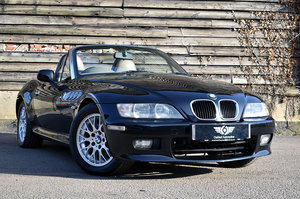 BMW Z3 2.2i Sport Roadster A/C+Power Hood+RAC Approved