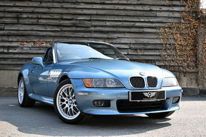 BMW Z3 2.8i Indivual Widebody Leather+A/C+RAC Approved
