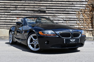 BMW Z4 2.2i SE Roadster Leather+18in Alloys+RAC Approved