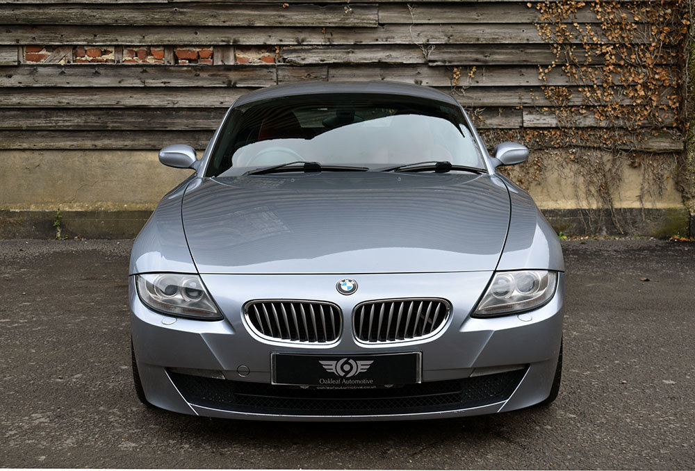 2006 BMW Z4 3.0 Si Sport Coupe SOLD | Car And Classic