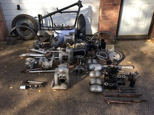 Picture of 1951 BMW 494cc R512 Project For Sale by Auction
