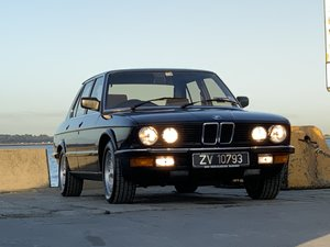 M535i - Probably the Best RHD E28