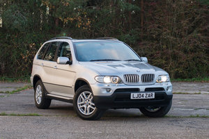 2004 BMW X5 4.4i - 13k Miles From New! High Spec - As New