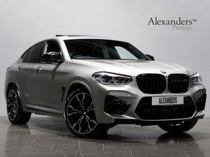 19 69 BMW X4M COMPETITION XDRIVE AUTO