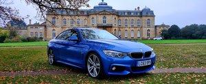 2014 BMW F32 428i M SPORT COUPE N20 2.0 TWIN TURBO