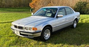 Picture of 2000 BMW 735i Saloon For Sale by Auction