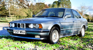 Picture of 1989 BMW 530i Saloon