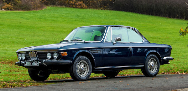 Picture of 1974 BMW 3.03.5 CSi Coup For Sale by Auction