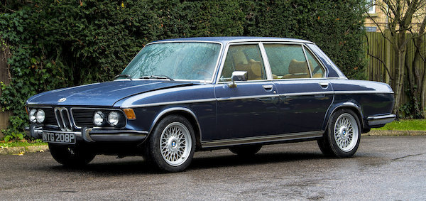 Picture of 1976 BMW 3.3-Litre For Sale by Auction