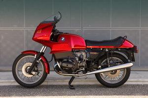 BMW R100RS  restored