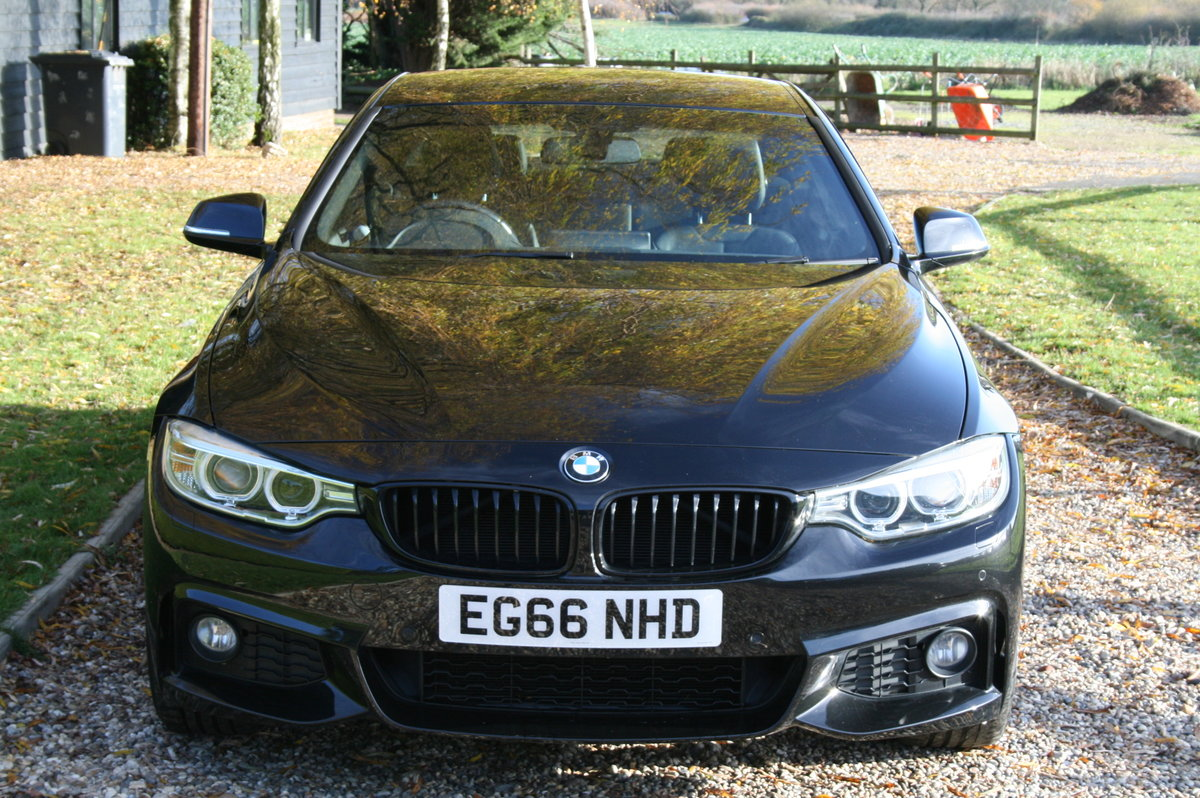 BMW 420i 2.0 Coupe 184bhp 4X4 Auto 2017 xDrive M Sport For Sale (picture 5 of 6)