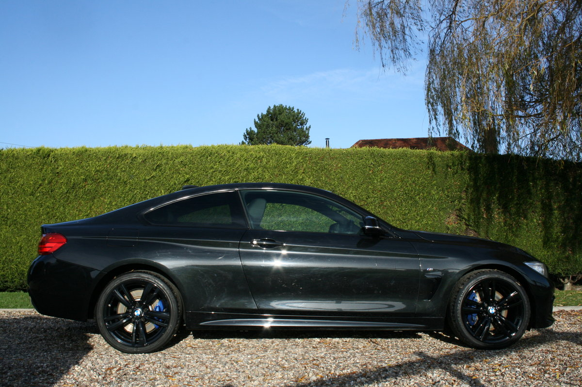 BMW 420i 2.0 Coupe 184bhp 4X4 Auto 2017 xDrive M Sport For Sale (picture 6 of 6)