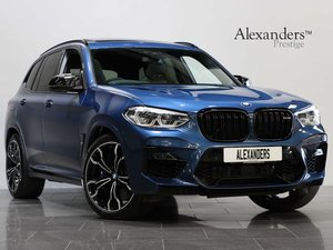 Picture of 2019 19 69 BMW X3 M COMPETITION AUTO