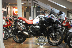 BMW R1200 GS Adventure Iconic Limited Edition No: 98 of 100