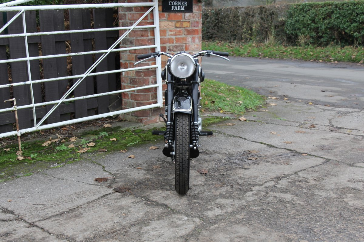1953 BMW R25, Lovely Example For Sale (picture 2 of 9)