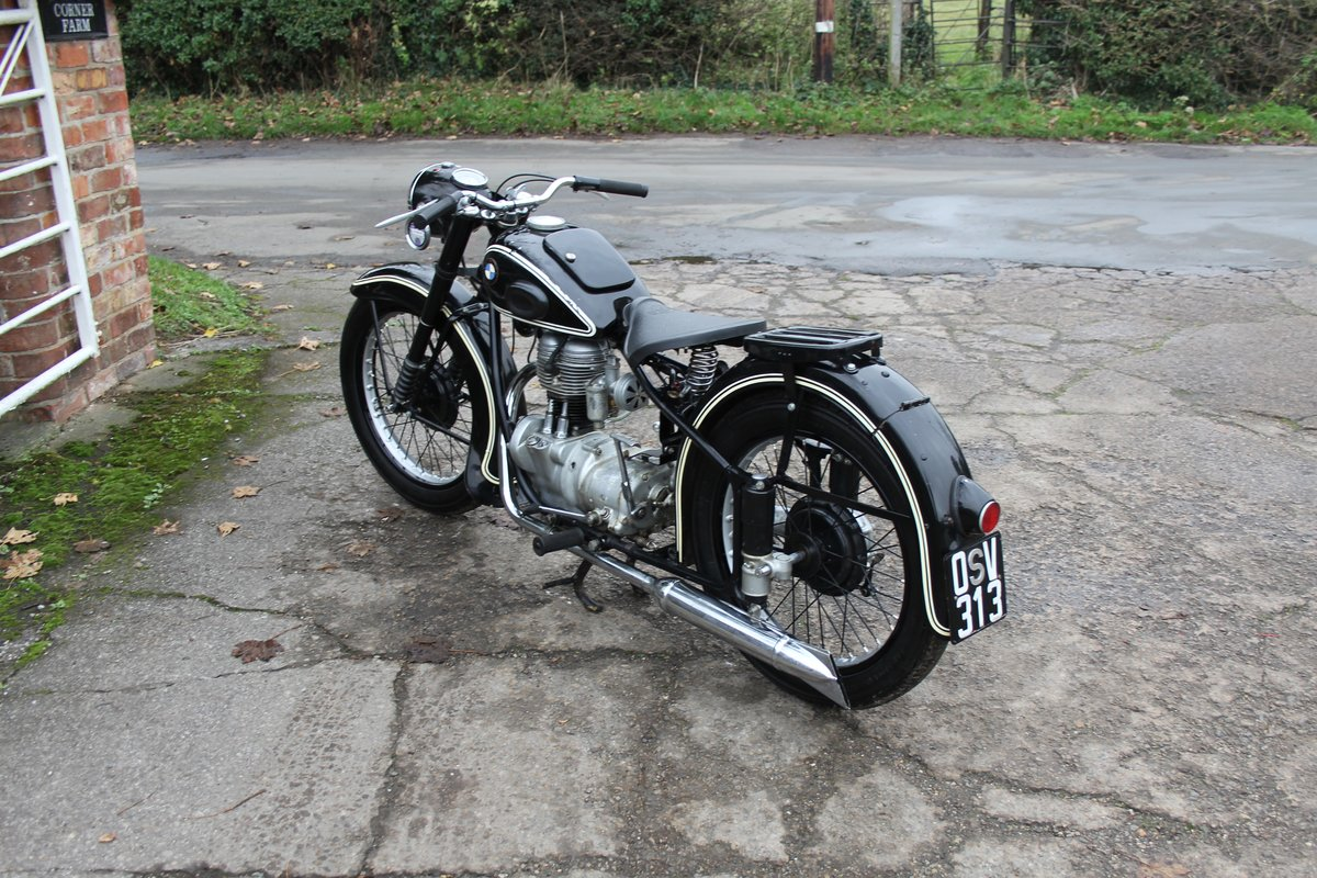 1953 BMW R25, Lovely Example For Sale (picture 4 of 9)