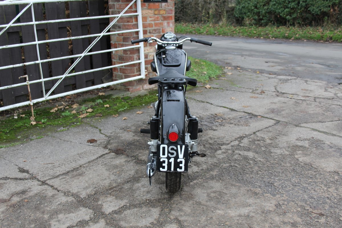 1953 BMW R25, Lovely Example For Sale (picture 5 of 9)