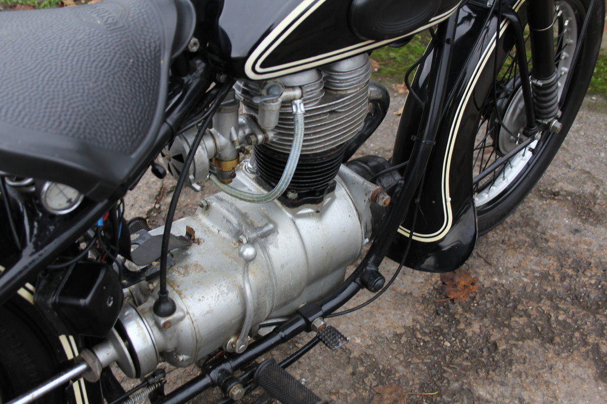 1953 BMW R25, Lovely Example For Sale (picture 8 of 9)