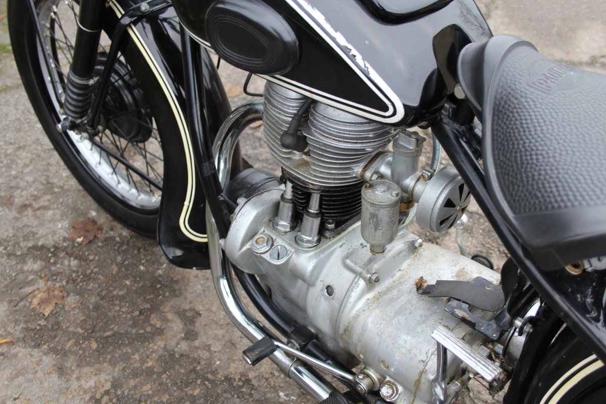 1953 BMW R25, Lovely Example For Sale (picture 9 of 9)