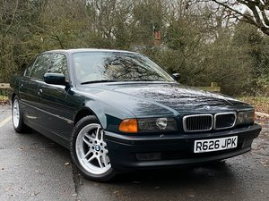 BMW 750iL E38 V12 UK CAR - 34,600 miles from new