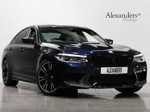 Picture of 2018 18 68 BMW M5 4.4 V8 STEPTRONIC XDRIVE For Sale