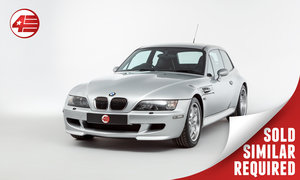 Picture of 2001 BMW Z3M Coupe S54 /// Rare UK RHD /// FBMWSH SOLD