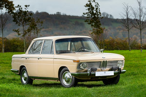 Picture of 1967 One Owner for Over 43 Years - Completely Original BMW 1800 For Sale
