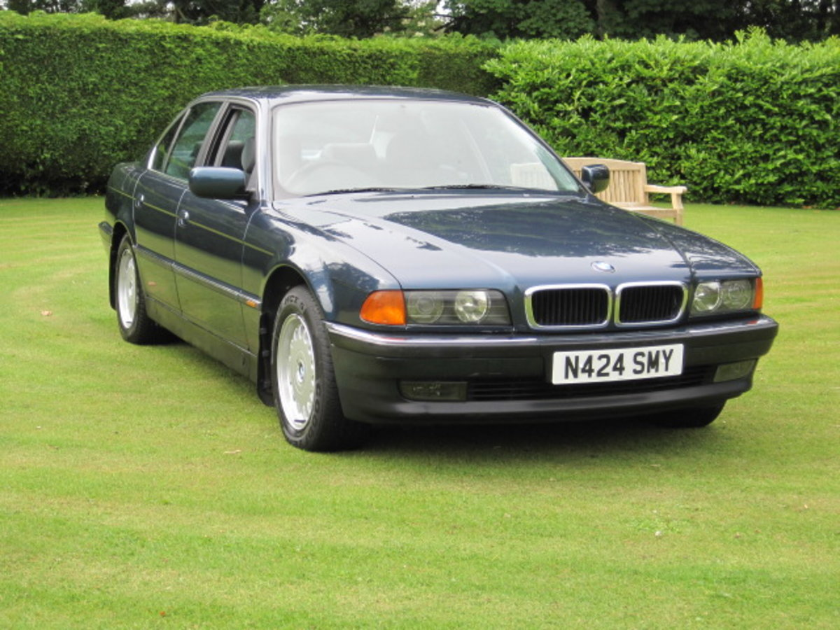 Picture of 1996 BMW 7 Series 2 owner For Sale