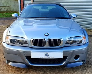 Picture of 2003 Stunning BMW E46 M3 CSL - Only 63K Miles -Immaculate example SOLD