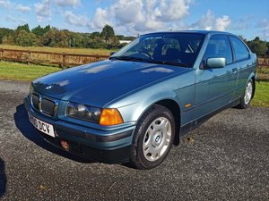 Picture of 1998 BMW 316i - 1 owner low mileage -Sold For Sale