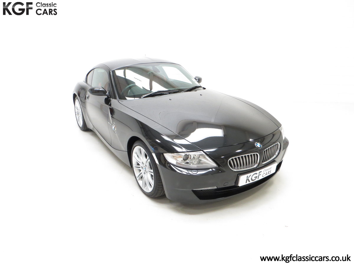 2007 An Outstanding BMW E86 Z4 3.0Si Sport Coupe with 23759 Miles For Sale (picture 2 of 30)