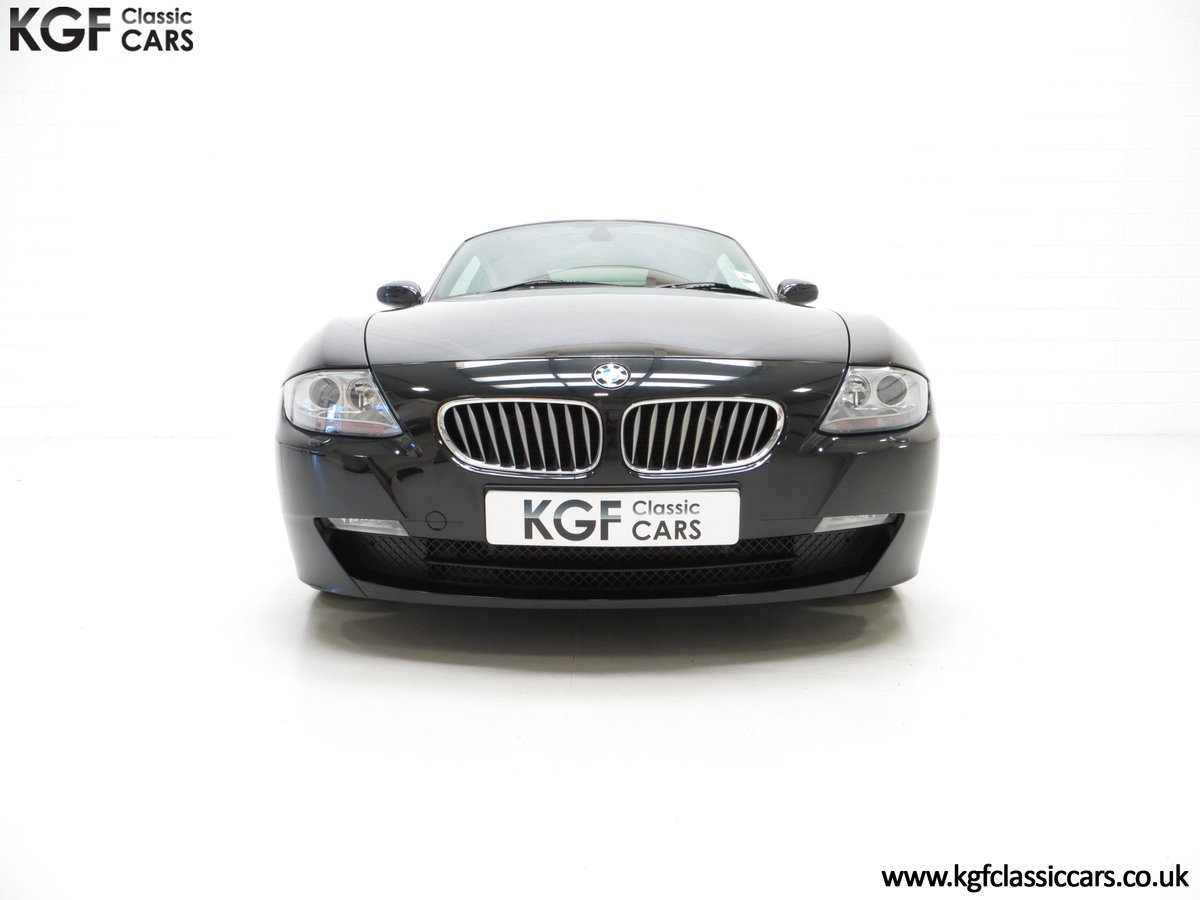 2007 An Outstanding BMW E86 Z4 3.0Si Sport Coupe with 23759 Miles For Sale (picture 3 of 30)