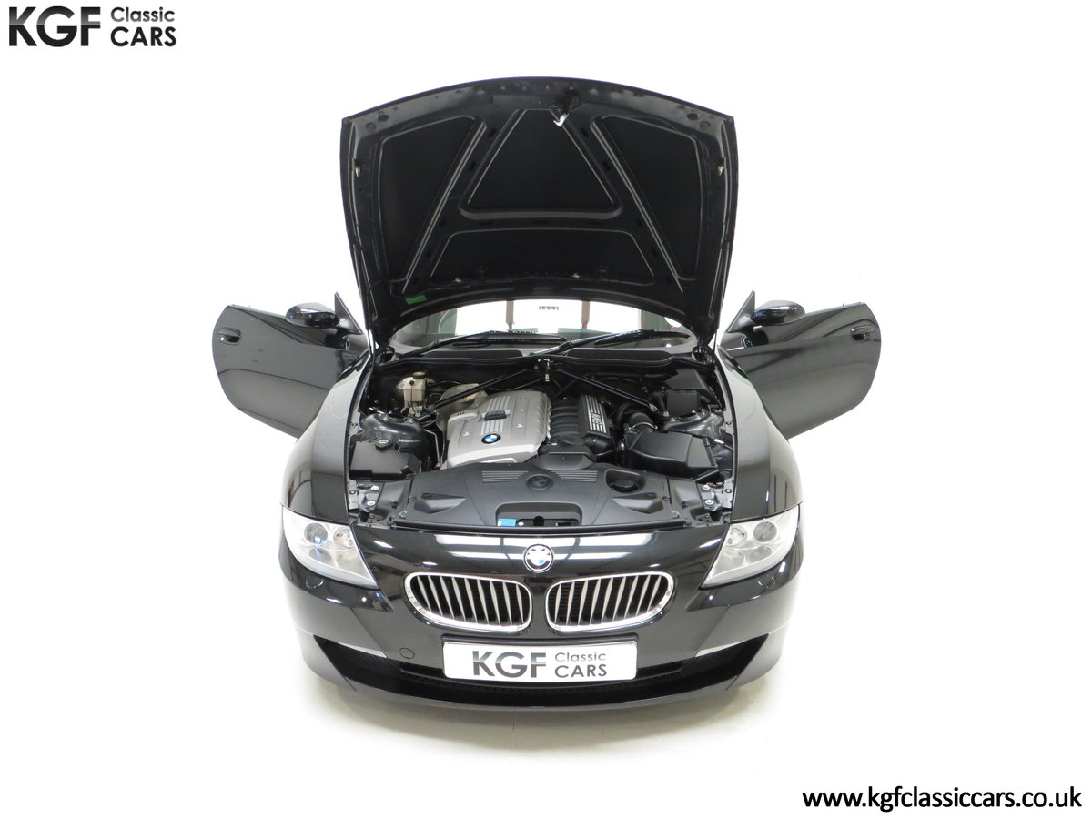 2007 An Outstanding BMW E86 Z4 3.0Si Sport Coupe with 23759 Miles For Sale (picture 4 of 30)