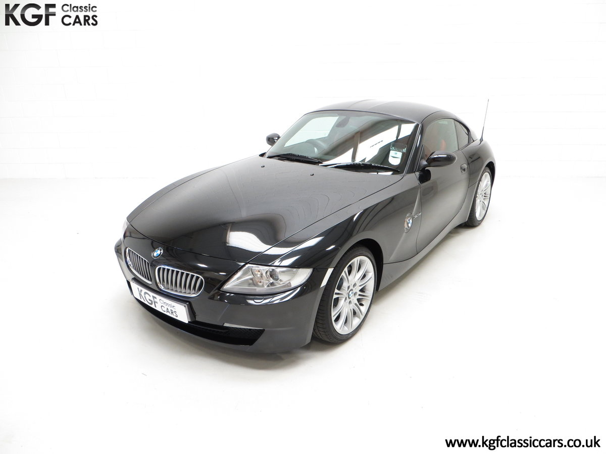 2007 An Outstanding BMW E86 Z4 3.0Si Sport Coupe with 23759 Miles For Sale (picture 5 of 30)