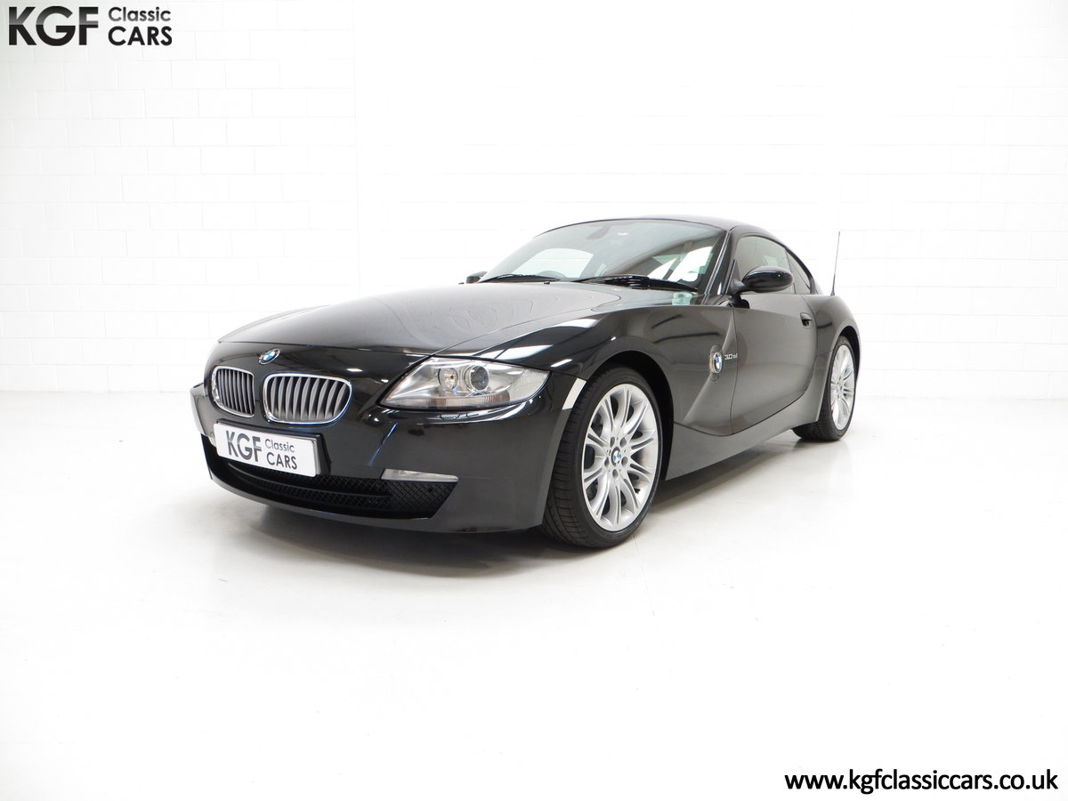 2007 An Outstanding BMW E86 Z4 3.0Si Sport Coupe with 23759 Miles For Sale (picture 6 of 30)