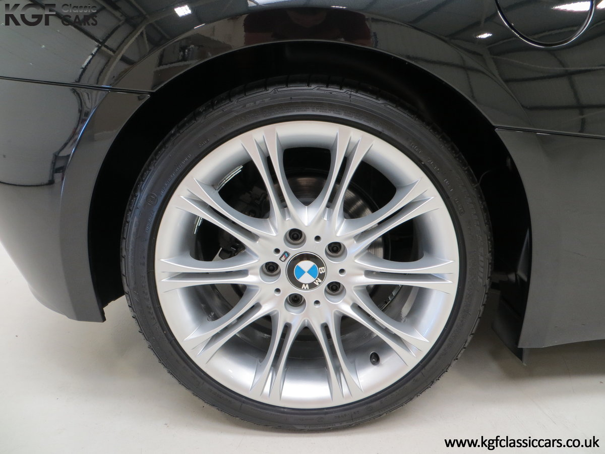2007 An Outstanding BMW E86 Z4 3.0Si Sport Coupe with 23759 Miles For Sale (picture 15 of 30)