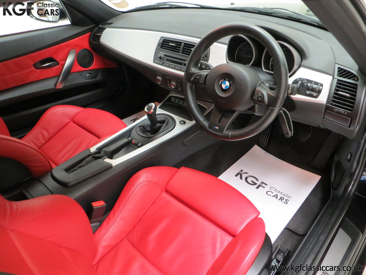2007 An Outstanding BMW E86 Z4 3.0Si Sport Coupe with 23759 Miles For Sale (picture 18 of 30)