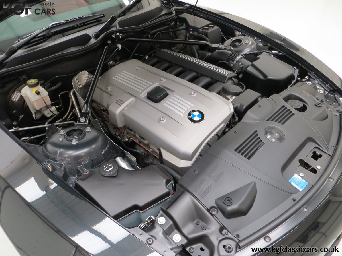 2007 An Outstanding BMW E86 Z4 3.0Si Sport Coupe with 23759 Miles For Sale (picture 21 of 30)