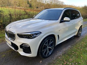Picture of 2019 BMW X5 30d M Sport - Excellent Specification For Sale