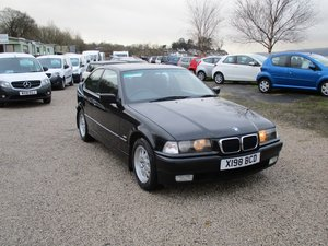 Picture of 2000 BMW 316i SE COMPACT ONLY 26,000 MILES FULL BMW HISTORY For Sale