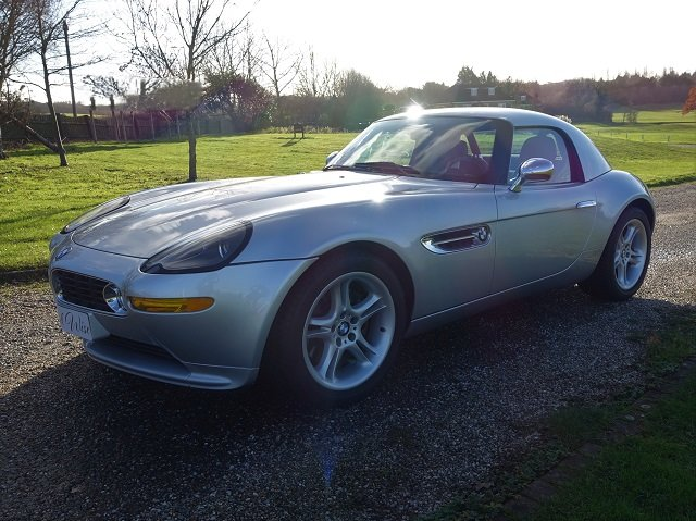 2000 BMW Z8 Convertible - Original UK Car For Sale (picture 3 of 12)