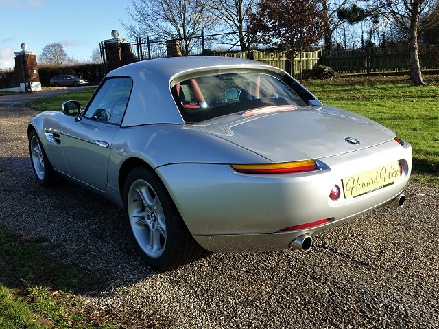 2000 BMW Z8 Convertible - Original UK Car For Sale (picture 5 of 12)