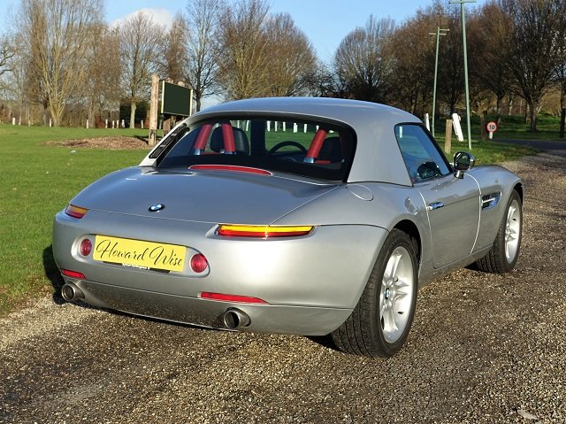2000 BMW Z8 Convertible - Original UK Car For Sale (picture 7 of 12)
