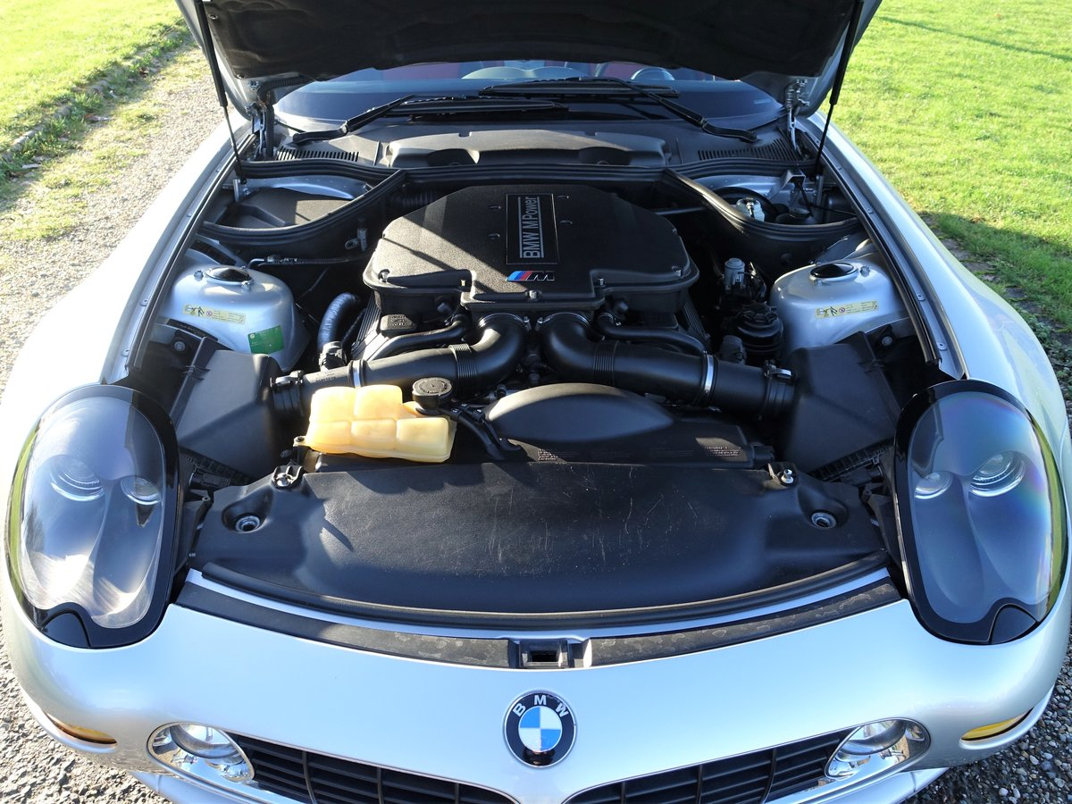 2000 BMW Z8 Convertible - Original UK Car For Sale (picture 9 of 12)