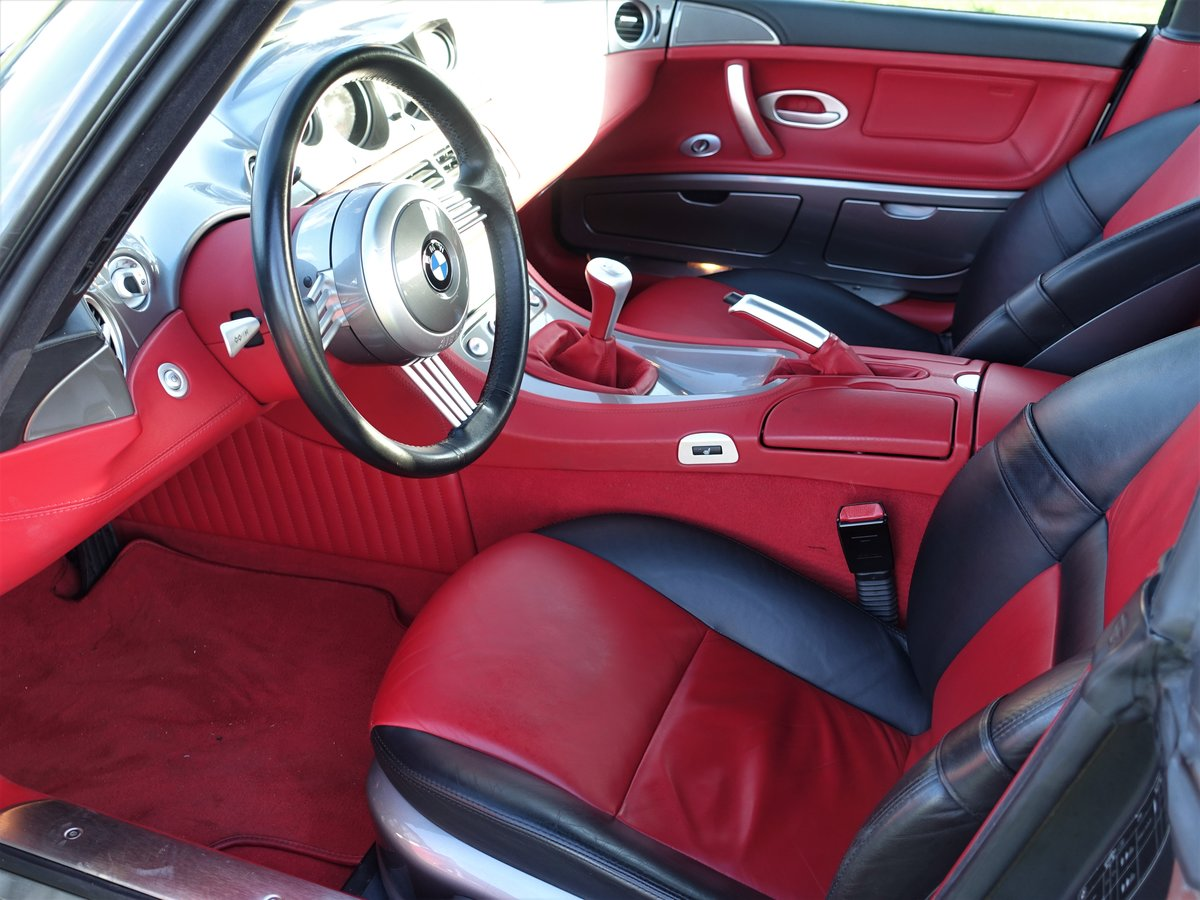2000 BMW Z8 Convertible - Original UK Car For Sale (picture 11 of 12)